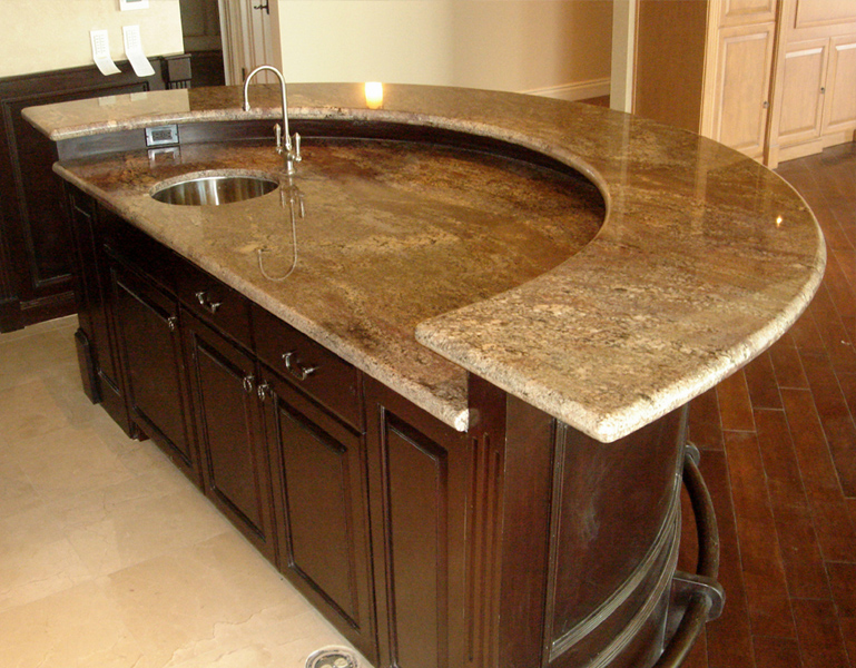 Granite Uses In Interior Design