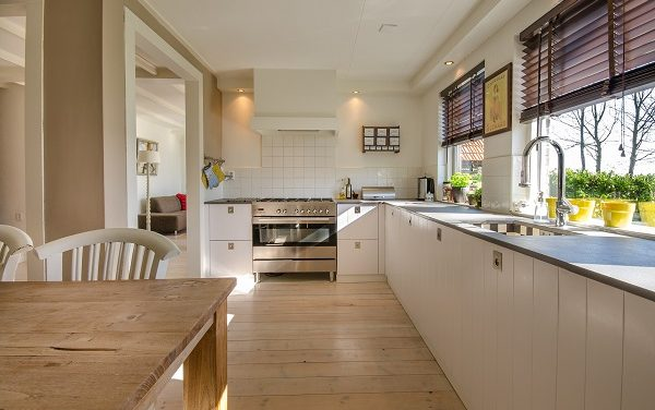 How to Create a New and Beautiful Kitchen