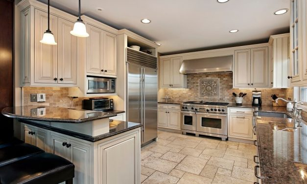 Benefits of a New Granite Kitchen