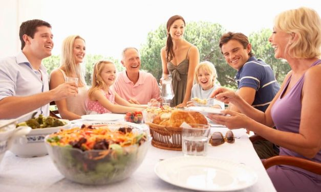 Summer's Home Celebrations with Family and Friends