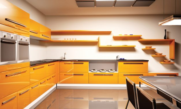 The Contemporary Kitchen