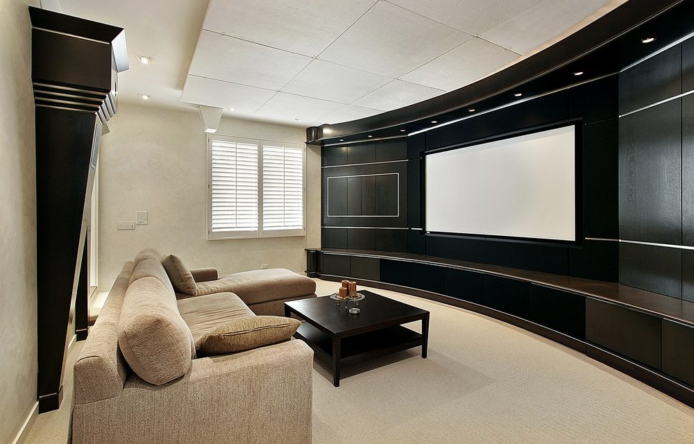 Home Entertainment Room Ideas