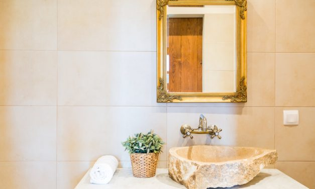 Ideas for a Beautiful Rustic Bathroom