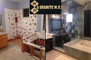 bathroom remodeling (Custom)