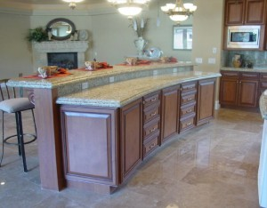 grenite kitchen remodeling D89410